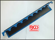 "BGS - Werkzeug - 1/2"" Magnetic - 10 Pc - Socket Rail Holder - Pro Range - 3011-3"
