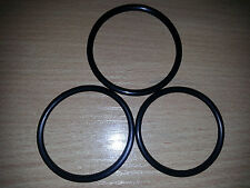 RUBBER-COCKRING -  rubber penis/fun rings in 3 sizes