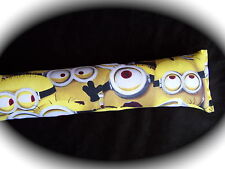 Despicable me, MINIONS handmade NEW Asthma Friendly draught excluder snake,120cm