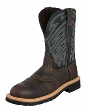 Justin Boots For Men With Composite Toe For Sale Ebay