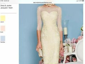 Veni Infantino Size 10 Mother of the Bride outfit