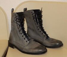 KG BY KURT GEIGER  APOLLO MENS  LEATHER  BOOTS  SIZE 40    UK 6