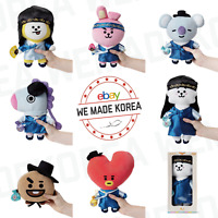 BT21 Hanbok Standing Plush Doll Korean Traditional Clothes Edition Official MD