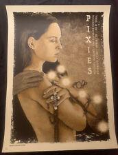 Pixies Poster Print Brooklyn Steel Nyc Ny 2019