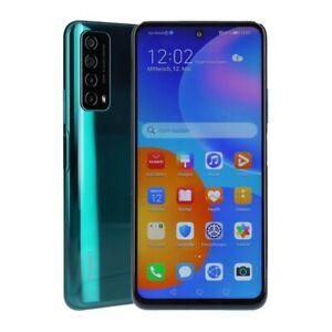 Huawei P smart 2021 Dual-SIM 128GB Crush Green Smartphone Kundenretoure wie neu