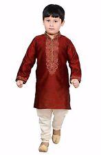Boys Indian sherwani Kurta Pajama for Bollywood theme partywear outfit & EID 904