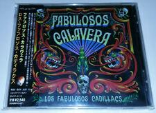 1 CENT CD Los Fabulosos Cadillacs – Fabulosos Calavera /  Argentinian / SEALED