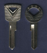 FORD 1955 1956 1957 1958 1959 1960 1961 1962 1963 THUNDERBIRD LOGO KEY BLANKS