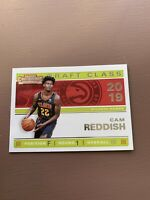 2019-20 Panini - Contenders Basketball - Draft Class: Cam Reddish