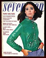 Seventeen Magazine ~ February 1969 ~ Colleen Corby Jim Webb Jefferson Airplane