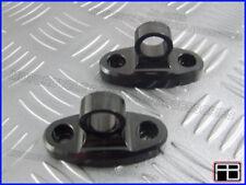 Tomahawk Billet Silver CNC Mirrors Honda CBR1000RR 04-07, 01
