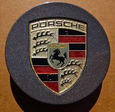 Factory Porsche Panamera Center Cap Cayenne Genuine Original OEM Dark Wheel 1