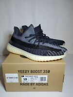 NEW Adidas Yeezy Boost 350 V2 Carbon/Asriel US Men's 10