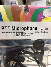 PTT MICROPHONE M41901 FOR MOTOROLA T280/289 & SPRINT GT/GT+, T-5000 AND T-6000