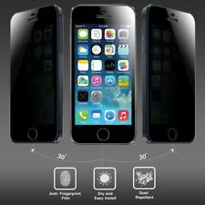 Amzer Kristal Privacy Tempered Glass HD Screen Protector for iPhone SE 5 5s 5c