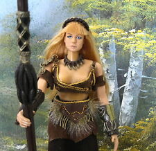 "12"" Gabrielle Doll - Xena Warrior Princess - Amazon Princess - Unopened/New"