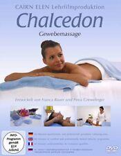 DVD Chalcedon Massage, Gewebe Massage, sanfte Lymphdrainage, Edelstein Massage