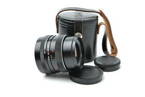 NEW! Carl Zeiss Jena MC Flektogon 2.4/35 lens M42 mount S/N 1027