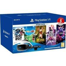 PlayStation VR PS4 PS5 (PSVR) Mega Pack Includes 5 games Brand New & Sealed