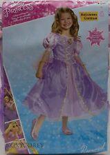 Halloween Disney Prestige Ranpunzel Dress Up Costume Size Medium 7-8 NWT