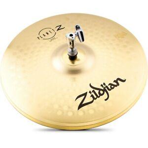 Zildjian Planet Z Hi-Hat Cymbals 14 in. Pair