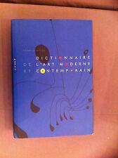 DURUZOI Gérard - Dictionnaire de l'art moderne et contemporain.- 2002 -