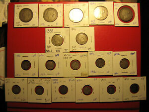 Newfoundland coin collection