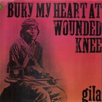 NEW CD Album Gila - Bury My Heart at Wounded (Mini LP Style Card Case) Krautrock
