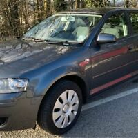2008 Audi A3 2.0 TDi Grey Diesel Sportsback 150K Mile FSH