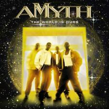 New: AMYTH- World Is Ours CASSETTE