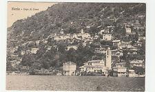 CARTOLINA 1919 BLEVIO LAGO DI COMO RIF 14201