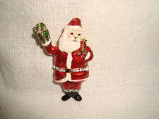 Stile Vintage Babbo Natale Spilla