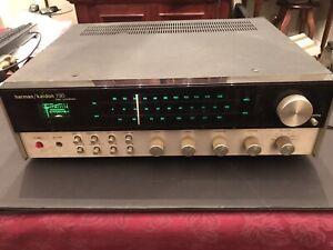 Vintage Harmon Kardon 730 Twin Powered Stereo Receiver