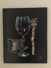 """Michael Godard """"Tipsy Gypsy""""  Don't Drink and Drive Series Giclee on Canvas"""