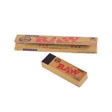 RAW classique taille eXtra Large papier à rouler avec RAW pointes à filtre