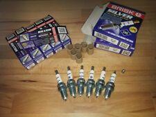 6x Mazda Bongo 2.5i y1995-2001 Brisk  YS Lpg,Autogas,Gasoline,Petrol Spark Plugs