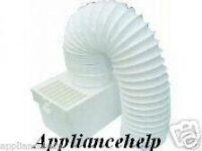 Ariston Secadora Indesit kit de ventilación del condensador caja con manguera