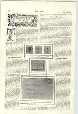 1900 Scene Of Boxers Rebellion Boom South African Stamps