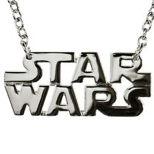 Star Wars - Logo Chrome Necklace