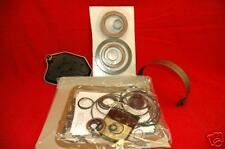 AODE 4R70W TRANSMISSION REBUILD KIT WITH ALL FRICTION CLUTCHES AND BAND 1993-95