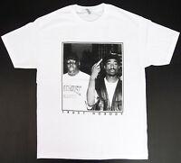 9c9c7ec46 TUPAC BIGGIE TRUST NOBODY T-shirt NOTORIOUS B.I.G 2PAC Tee Adult S-2XL White