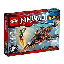 LEGO Ninjago Sky Shark 70601 NEW SEAL
