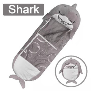 180*70cm  Sleeping Bag Happy Napper Play Pillow for Kids Sack Blanket Pillow