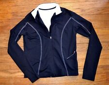 Jockey Performance Top Size Small Full Zip QUALITY Merchandise