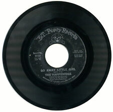 The Happenings - Go Away Little Girl / Tea Time (1966) B.T. Puppy Records
