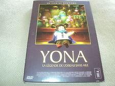 "DVD ""YONA - LA LEGENDE DE L'OISEAU SANS AILE"" dessin anime de Rintaro"
