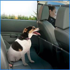 Pet Car Barrier Mesh Dog Car Divider Net Safety Outdoor Travel Isolation Net