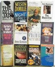 12 books POPULAR NOVELS BEST SELLERS Great Stories Lot #A415 Free US S/H