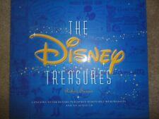 The Disney Treasures Book and CD