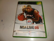 Xbox NBA Live 06